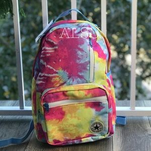 NWT Converse Go Backpack Tie Dye AUTHENTIC